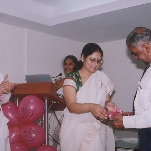 Breast Cancer Awareness Programme 2005