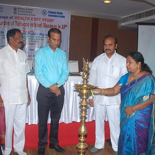 Release Of 'Health Cost Study – A.P