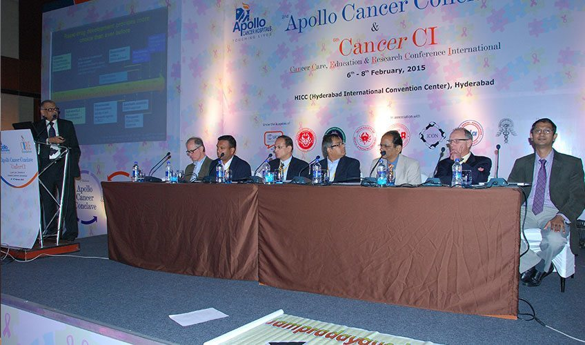 6th CANCER CI & 2nd APOLLO CANCER CONCLAVE '15