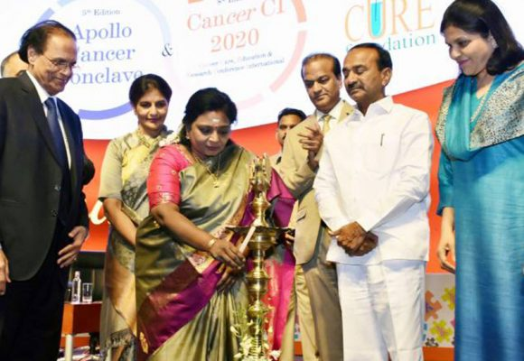 APOLLO CANCER CONCLAVE & CANCER CI – 2020
