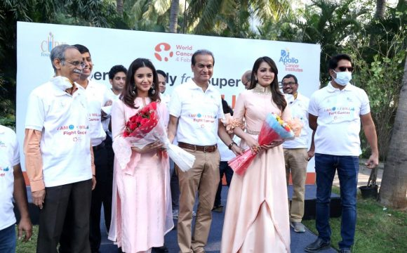 The Racers of the Cancer Awareness Super Car Rally – World Cancer Survivor's Day 2021